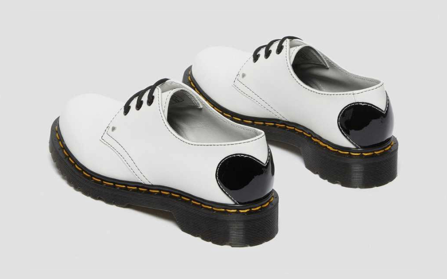 Dr. Martens has released a collection for Valentine's Day