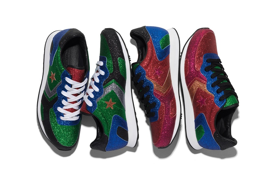 Converse Expands Collaboration Collection With JWAnderson With Glitter Sneakers