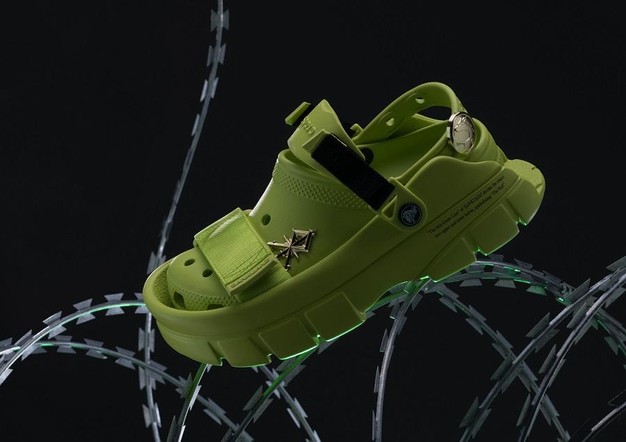 Crocs kooperiert mit der chinesischen Marke Sankuanz