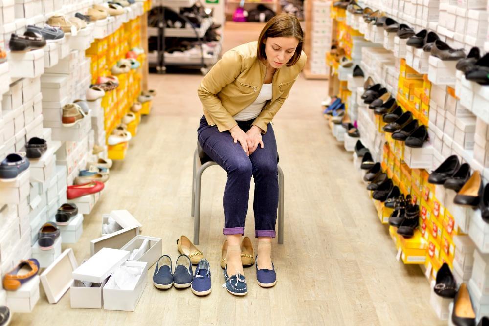 Miedo a los compradores. Causas, síntomas, tratamiento de esta enfermedad profesional.