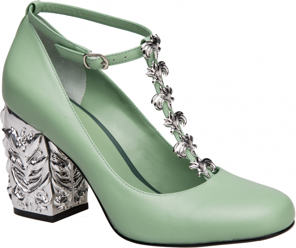 6 models of women's shoes of the Alla Pugachova collection from Econika