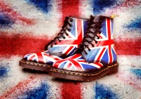 English brand Dr Martens put up for sale