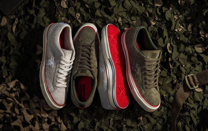 Converse and Undefeated Launch New One Star Sneakers