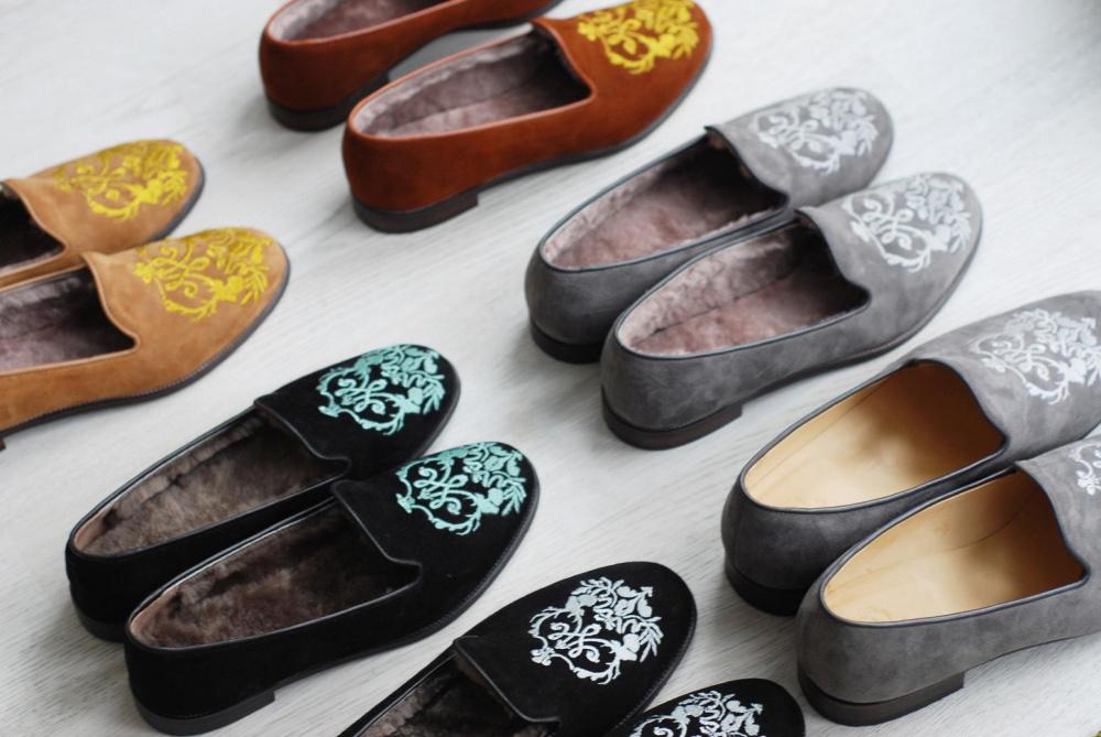Nuevas marcas de zapatos rusos: Casi Antonieta