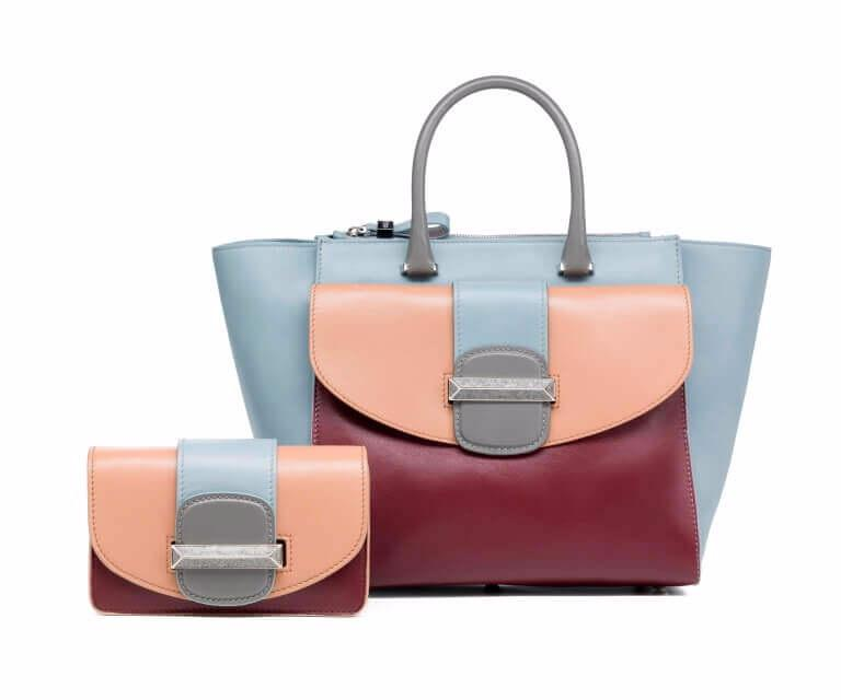Shoe brand Ballin introduced a new line of bags