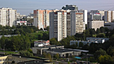 Moscow's street retail moves to dormitory areas