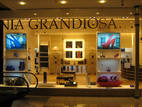 "Mania Grandiosa will arrange a ""garage"" sale"