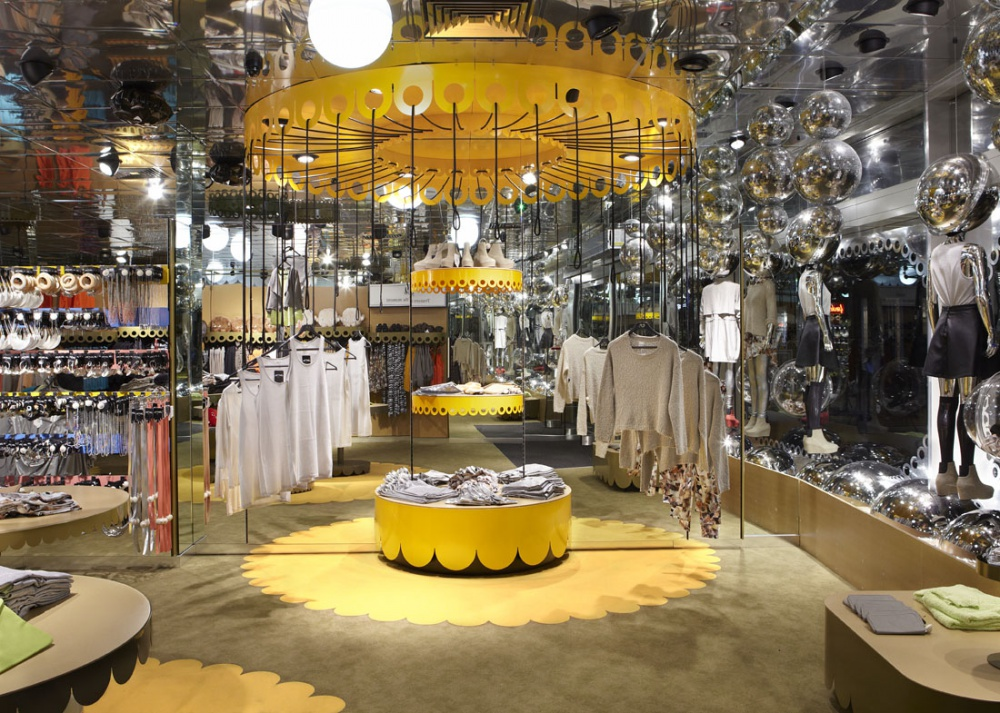Monki opens a new store in St. Petersburg