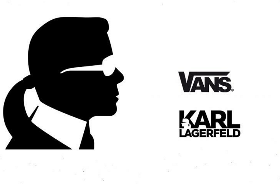Vans and Karl Lagerfeld announce collaboration