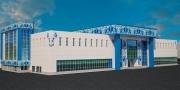 In Krasnoyarsk, a shopping center will be built on the site of the market