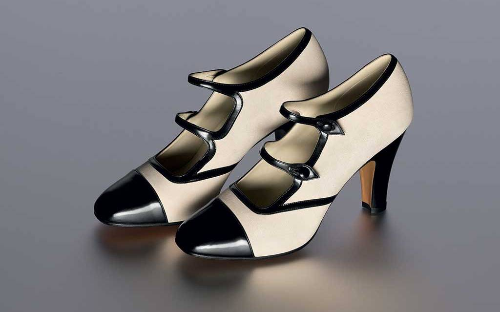 Salvatore Ferragamo, Assoluta shoes actress Mary Pickford