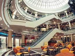 Attendance of small shopping centers is growing