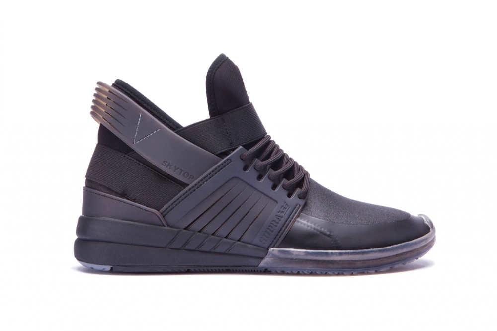 Supra has released a new model of sneakers Skytop V