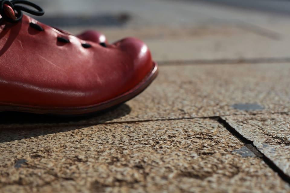 Neue russische Schuhmarken: Leon Krayfish, Gründer von Notmysize