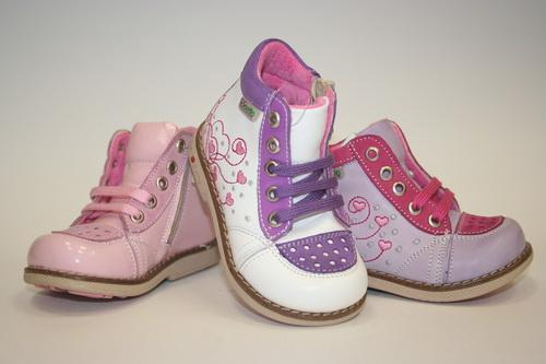 Botinok.ru made a rating of popularity of brands of children's shoes