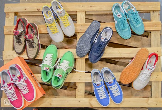 Fast Foot unveils Nike vintage collection