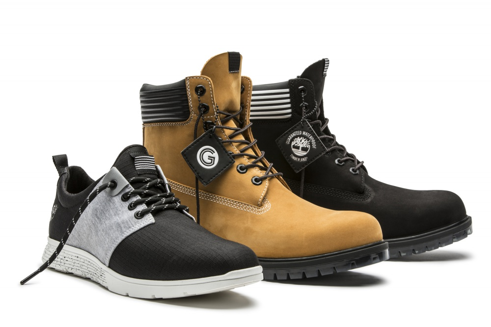 New Timberland x Grungy Gentleman collaboration
