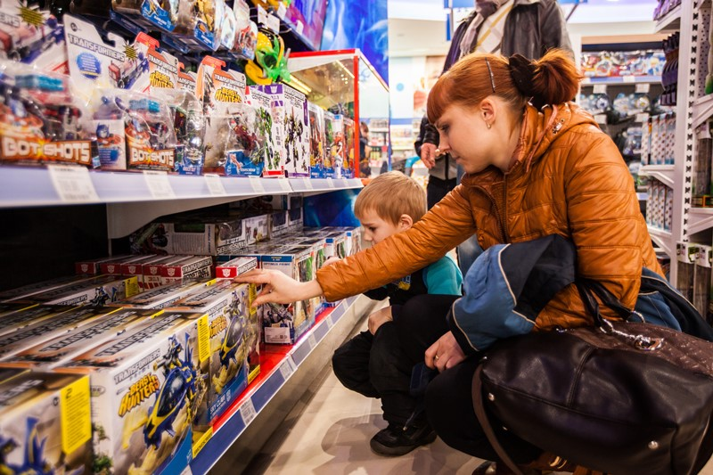 Detsky Mir Group will open a second store in Sergiev Posad