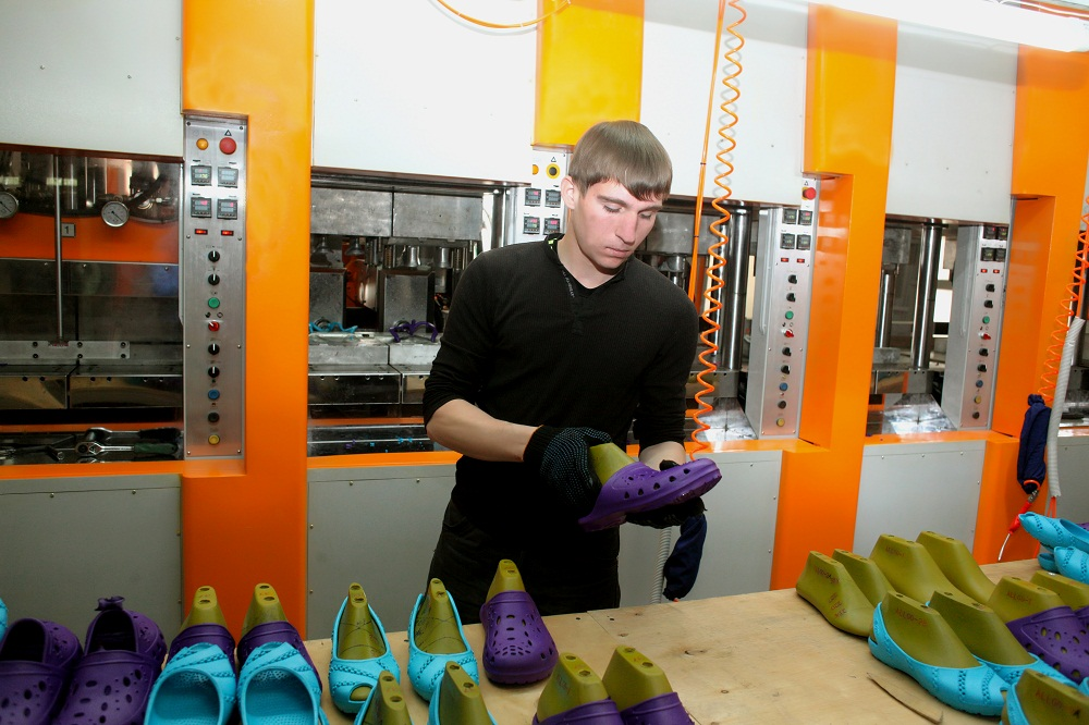 Obuv Rossii will cooperate with the leader in the production of EVA materials