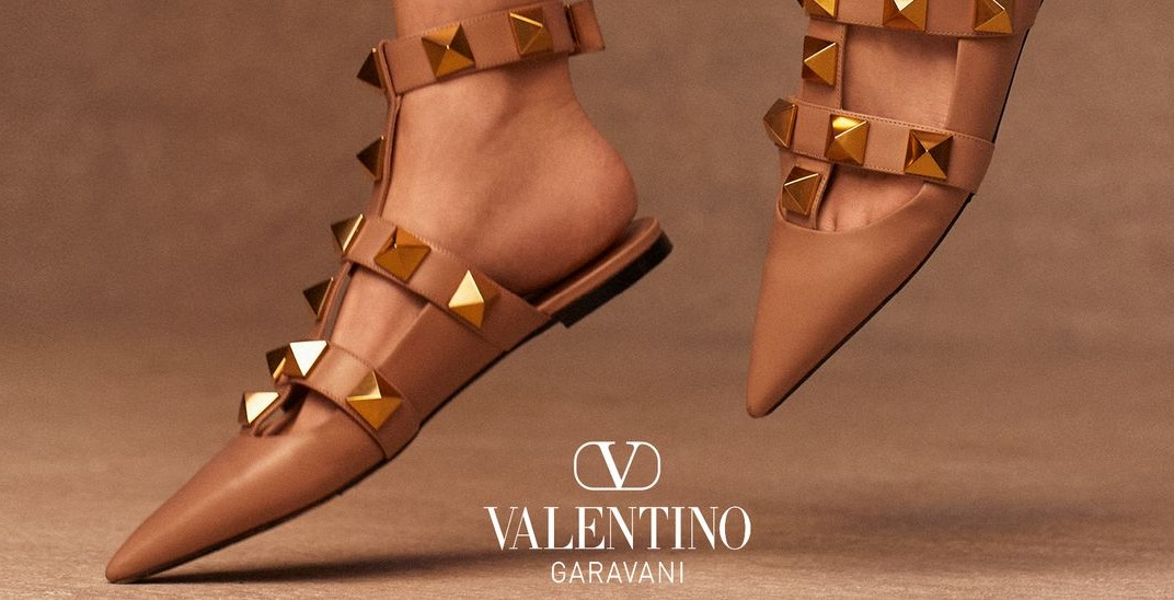 Fábrica de Valentino en Toscana incendiada hasta los cimientos
