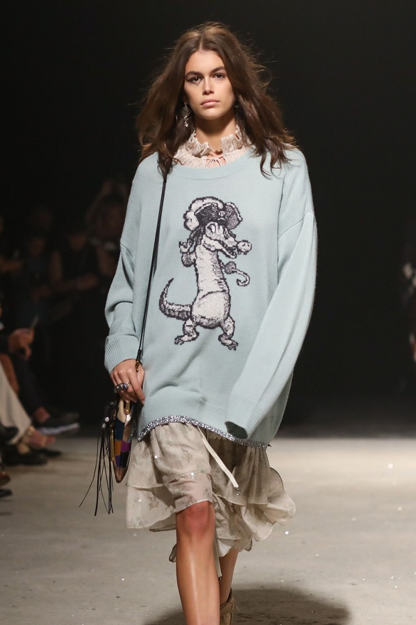 Coach Unveils Spring-2019 Collection at New York Fashion Week
