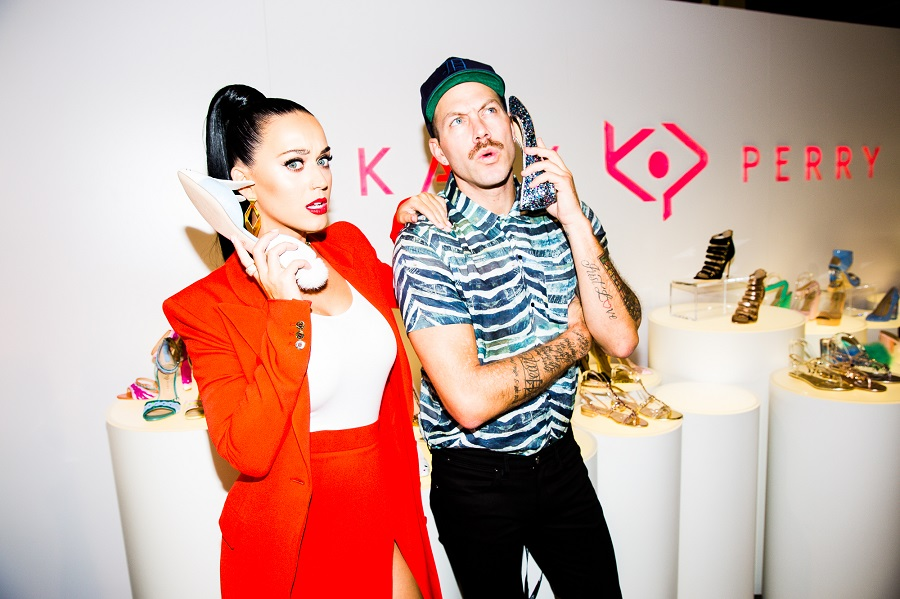 Rendez-Vous presents a collection of shoes Katy Perry
