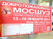 58-th exhibition MOSSHOES