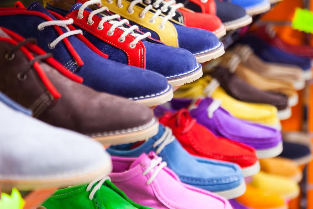 Kunstleder und Leder in einem Geschäft: für immer oder für immer?