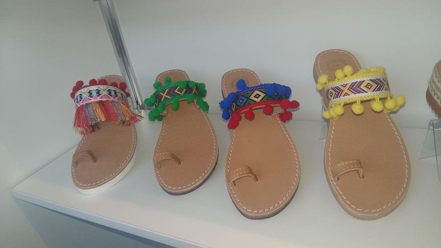 Handmade sandals brand Tata Severin entered the Russian market