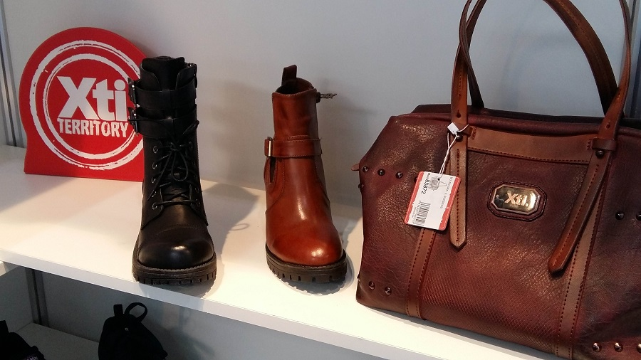 Spanish brand XTI shoes entered Russia