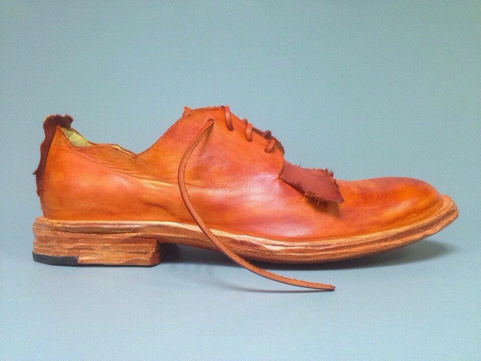 Neue russische Schuhmarken: Kim Malygin, Designer und Schuhmeister, produziert Schuhe unter seiner eigenen Marke Kim Malygin