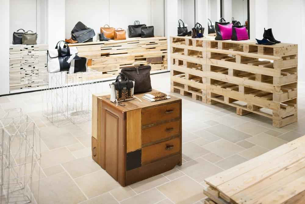 How to increase sales in a shoe store and accessories using visual merchandising tools