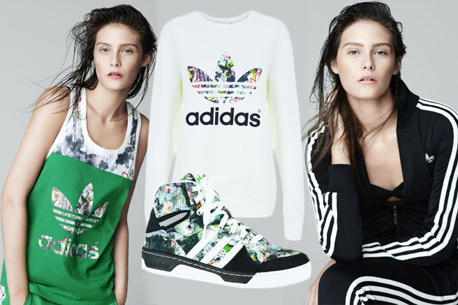 Topshop and Adidas Originals will present the second collection