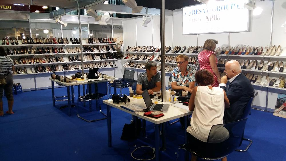 First day of Euro Shoes Premiere Collection