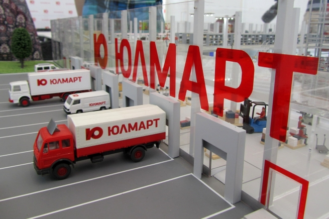 Gulmart Group is catching up with Russian Post in the delivery market