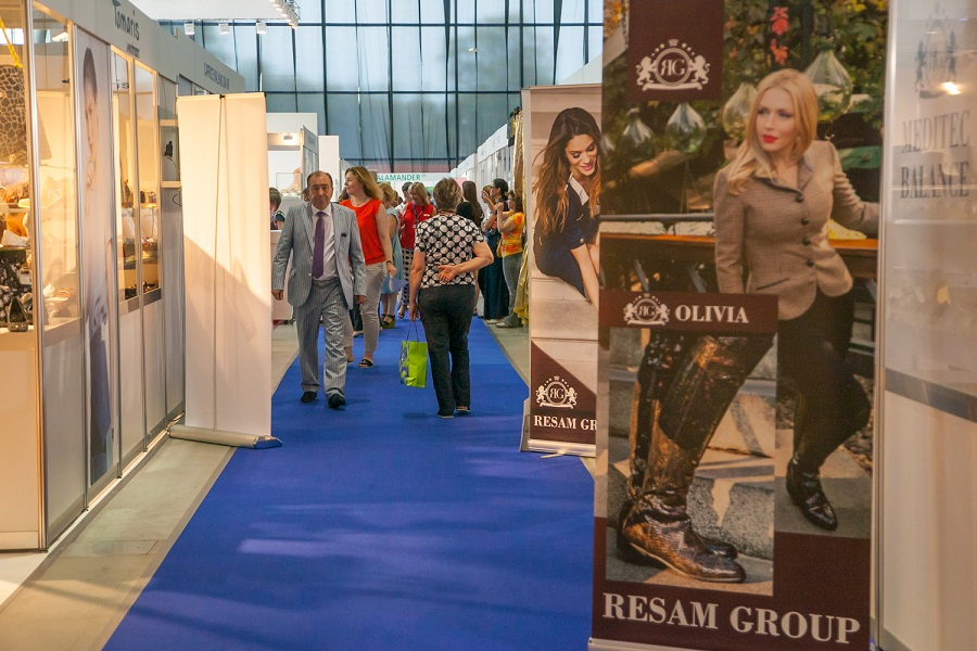 The largest exhibition of shoes Euro Shoes Premiere Collection starts in Moscow