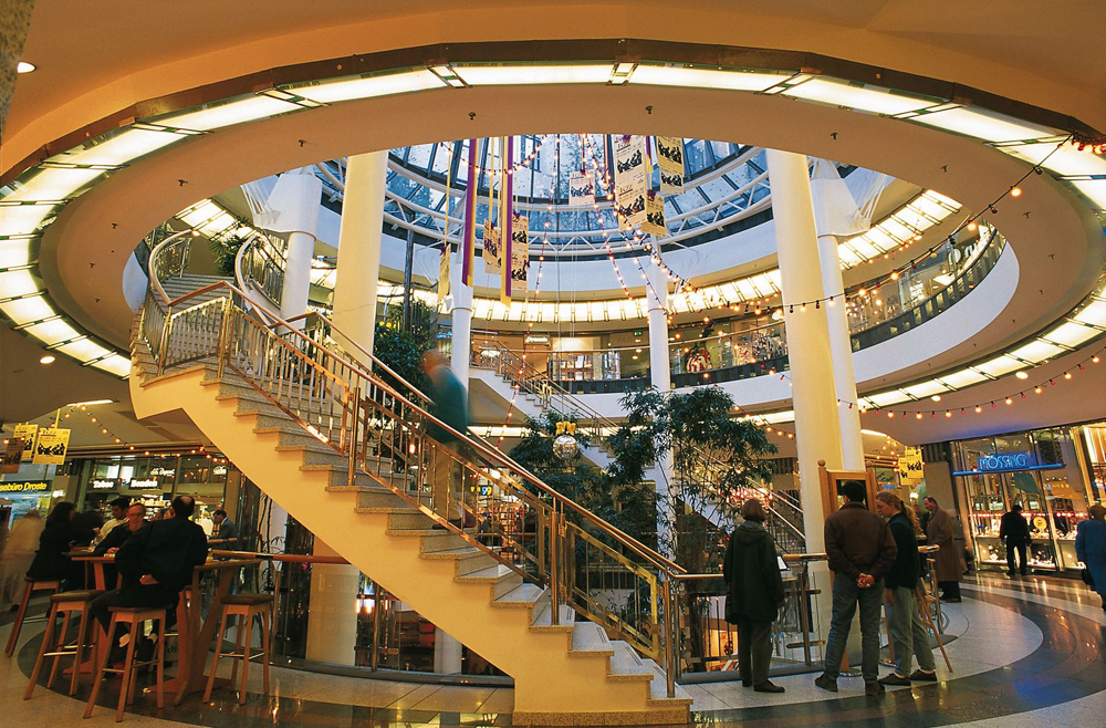 The share of vacant retail space increased in St. Petersburg to 6,5%
