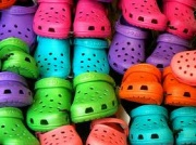 Crocs launched a charity program in Russia