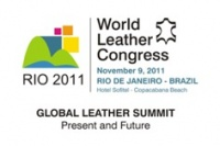 Der Second World Leather Congress findet in Rio de Janeiro statt