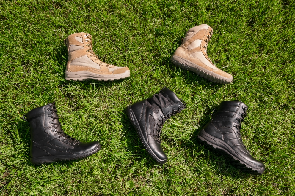 Obuv Rossii will launch a line of tactical shoes