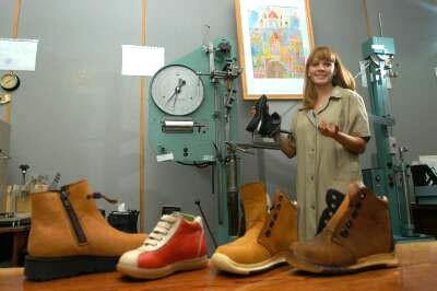 In the Omsk region will launch the production of children's shoes