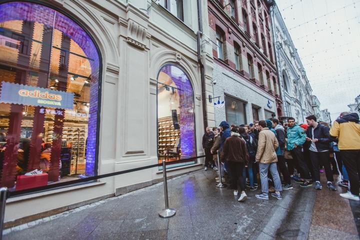 Street retail in the capital is losing vacancy