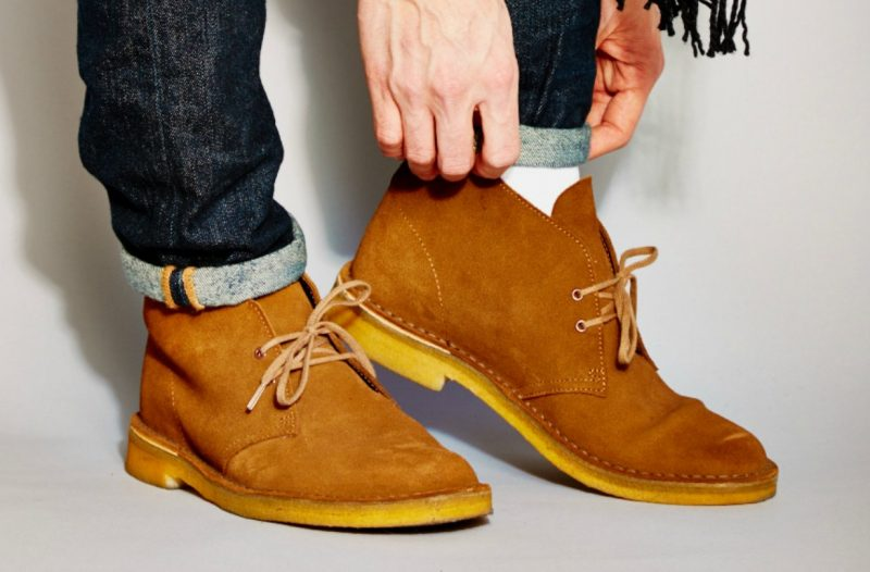 Analysts record sales growth in men's shoes category