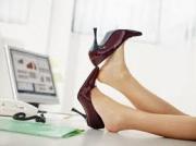 Zapatos de red