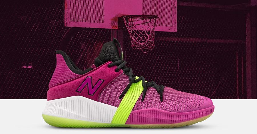 New Balance presenta las primeras zapatillas de baloncesto de 'corte bajo'