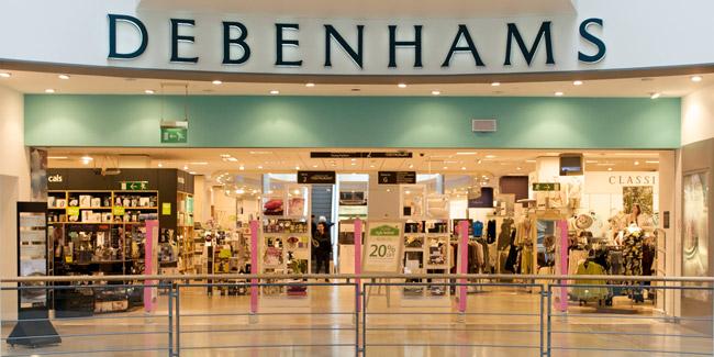 Largest Debenhams opened in Aviapark Shopping Center