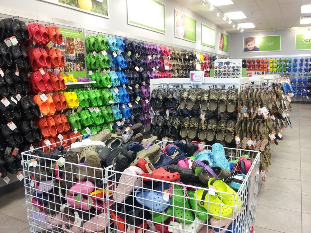 Crocs Holds Warehouse Sale