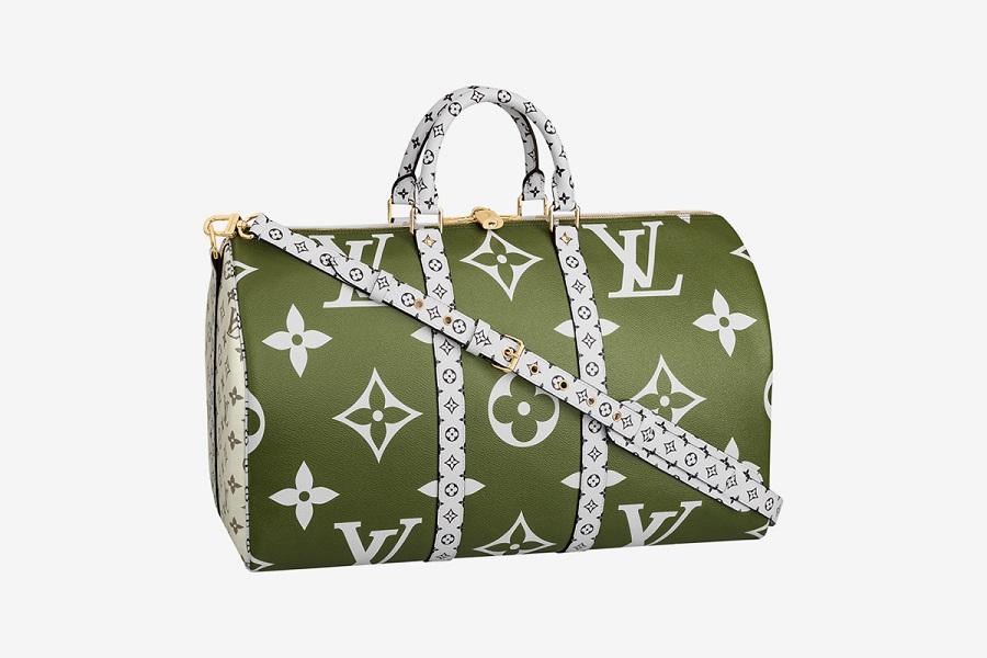 25ca018df672 Louis Vuitton выпускает капсульную коллекцию красочных сумок с монограммой  LV