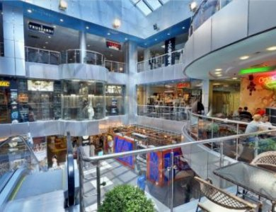 The Elka shopping and entertainment center will appear in Togliatti