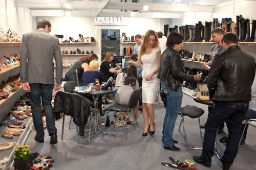 """The results of the 43rd season of the exhibition """"Shoes. World of leather"""